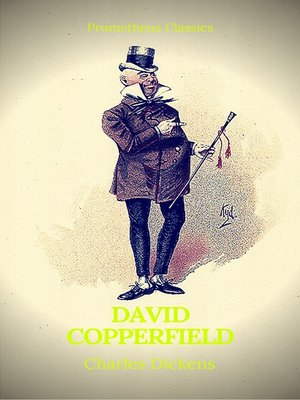 cover image of David Copperfield (Best Navigation, Active TOC) (Prometheus Classics)