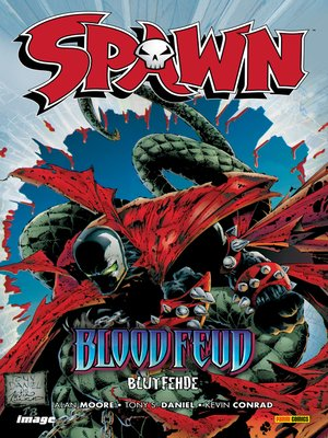 cover image of Spawn, Blood Feud--Blutfehde
