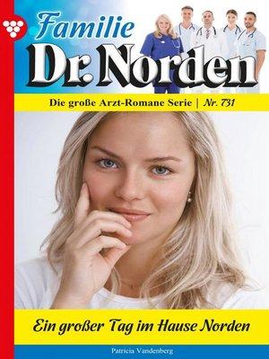 cover image of Familie Dr. Norden 731 – Arztroman