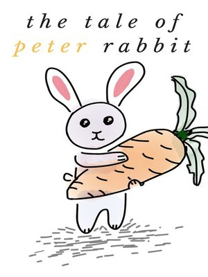 cover image of The Tale of Peter Rabbit