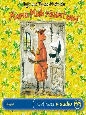 cover image of Mama Muh räumt auf