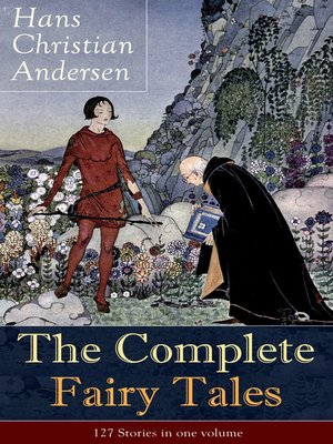 cover image of The Complete Fairy Tales of Hans Christian Andersen