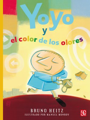 cover image of Yoyo y el color de los olores