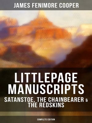 cover image of LITTLEPAGE MANUSCRIPTS