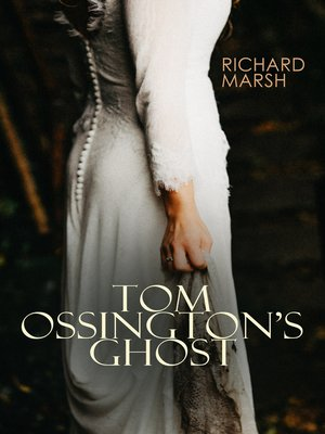 cover image of Tom Ossington's Ghost