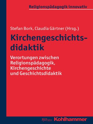 cover image of Kirchengeschichtsdidaktik