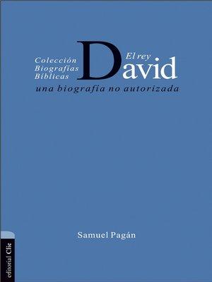 cover image of El rey David