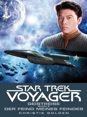 cover image of Star Trek--Voyager 4