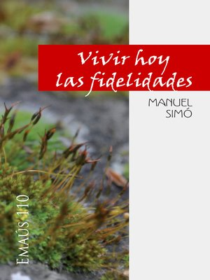 cover image of Vivir hoy las fidelidades