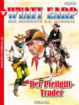 cover image of Wyatt Earp 168 – Western