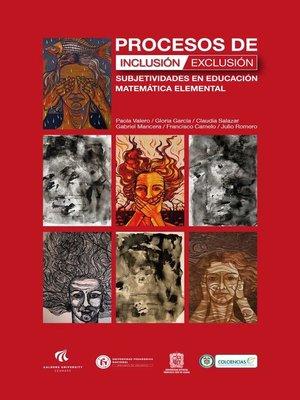 cover image of Procesos de inclusión/exclusión
