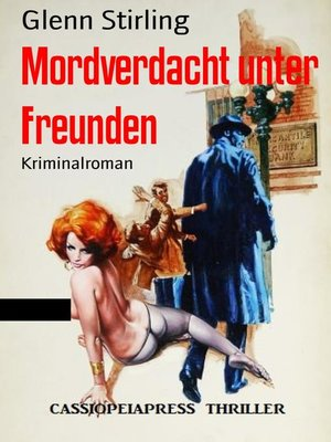 cover image of Mordverdacht unter Freunden