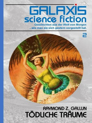 cover image of GALAXIS SCIENCE FICTION, Band 2