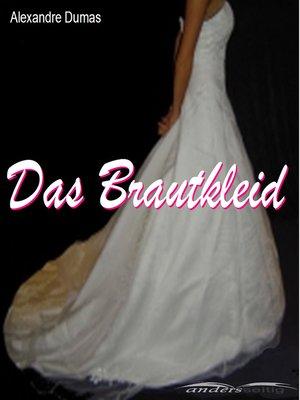 cover image of Das Brautkleid