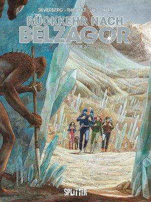 cover image of Rückkehr nach Belzagor. Band 2