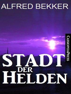 cover image of Stadt der Helden