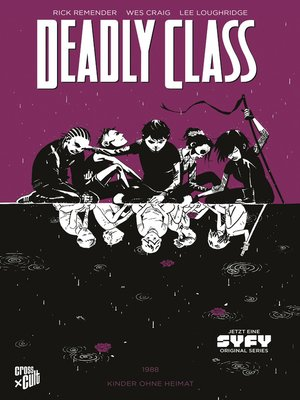 cover image of Deadly Class 2