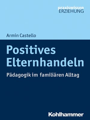 cover image of Positives Elternhandeln