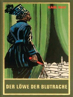 cover image of Der Löwe der Blutrache
