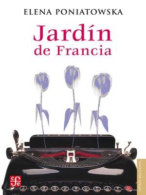 cover image of Jardín de Francia