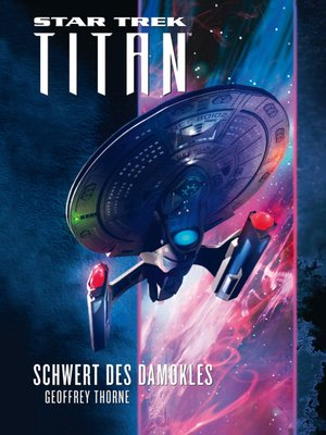 cover image of Star Trek--Titan 4