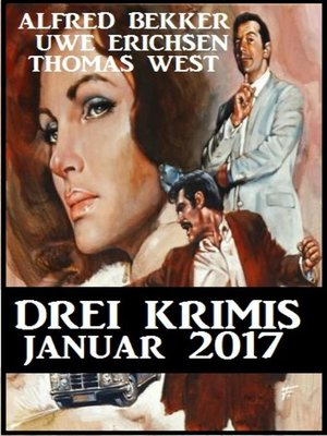 cover image of Drei Krimis--Januar 2017