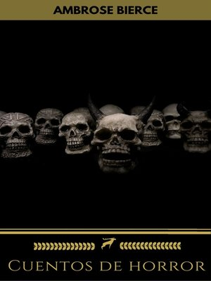 cover image of Cuentos de horror (Golden Deer Classics)