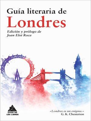 cover image of Guía literaria de Londres