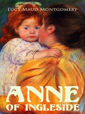 cover image of Anne of Ingleside