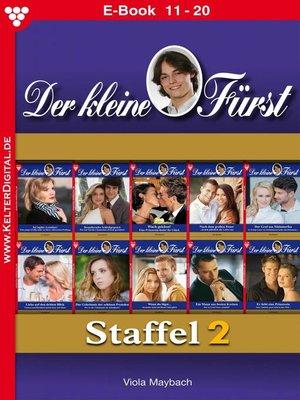 cover image of Der kleine Fürst Staffel 2 – Adelsroman