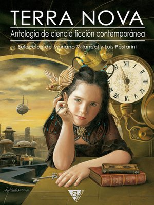 cover image of Terra Nova. Antología de Ciencia Ficción Contemporánea