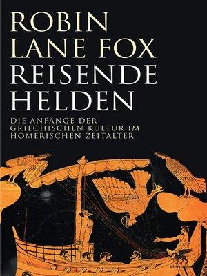 cover image of Reisende Helden