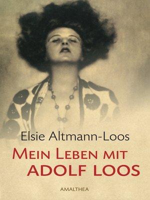 cover image of Mein Leben mit Adolf Loos