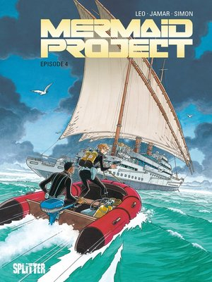 cover image of Mermaid Project. Band 4