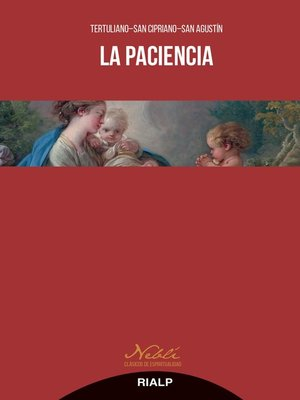 cover image of La paciencia