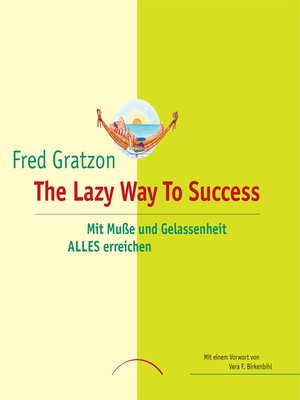 cover image of The Lazy Way to Success