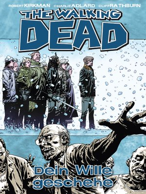 cover image of The Walking Dead 15