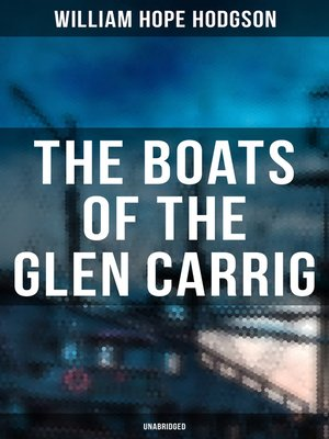 cover image of The Boats of the Glen Carrig (Unabridged)