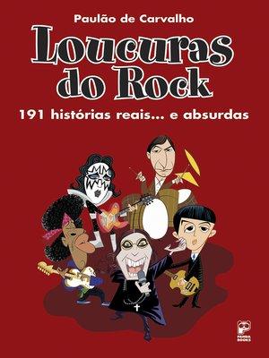 cover image of Loucuras do rock