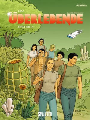 cover image of Überlebende. Band 5