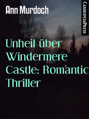 cover image of Unheil über Windermere Castle