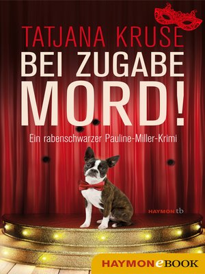 cover image of Bei Zugabe Mord!