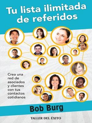 cover image of Tu lista ilimitada de referidos