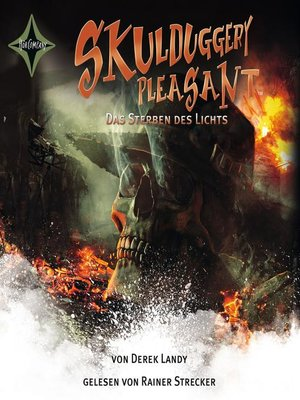 cover image of Skulduggery Pleasant, Folge 9