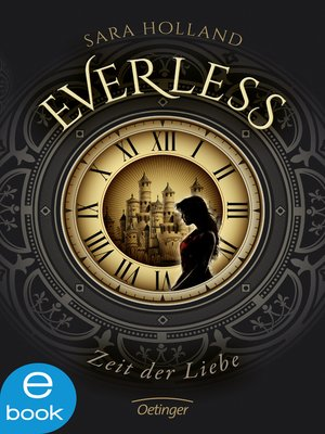 cover image of Everless 1. Zeit der Liebe