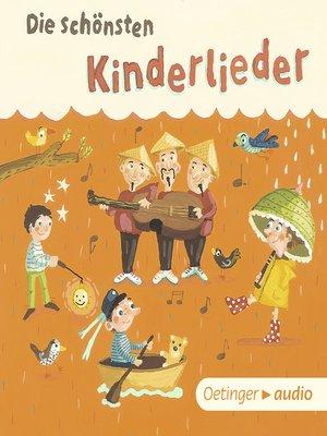 cover image of Die schönsten Kinderlieder