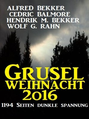 cover image of Grusel-Weihnacht 2016