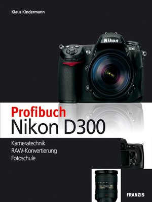 cover image of Profibuch Nikon D300