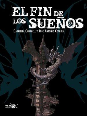 cover image of El fin de los sueños