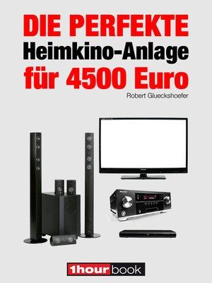 cover image of Die perfekte Heimkino-Anlage für 4500 Euro